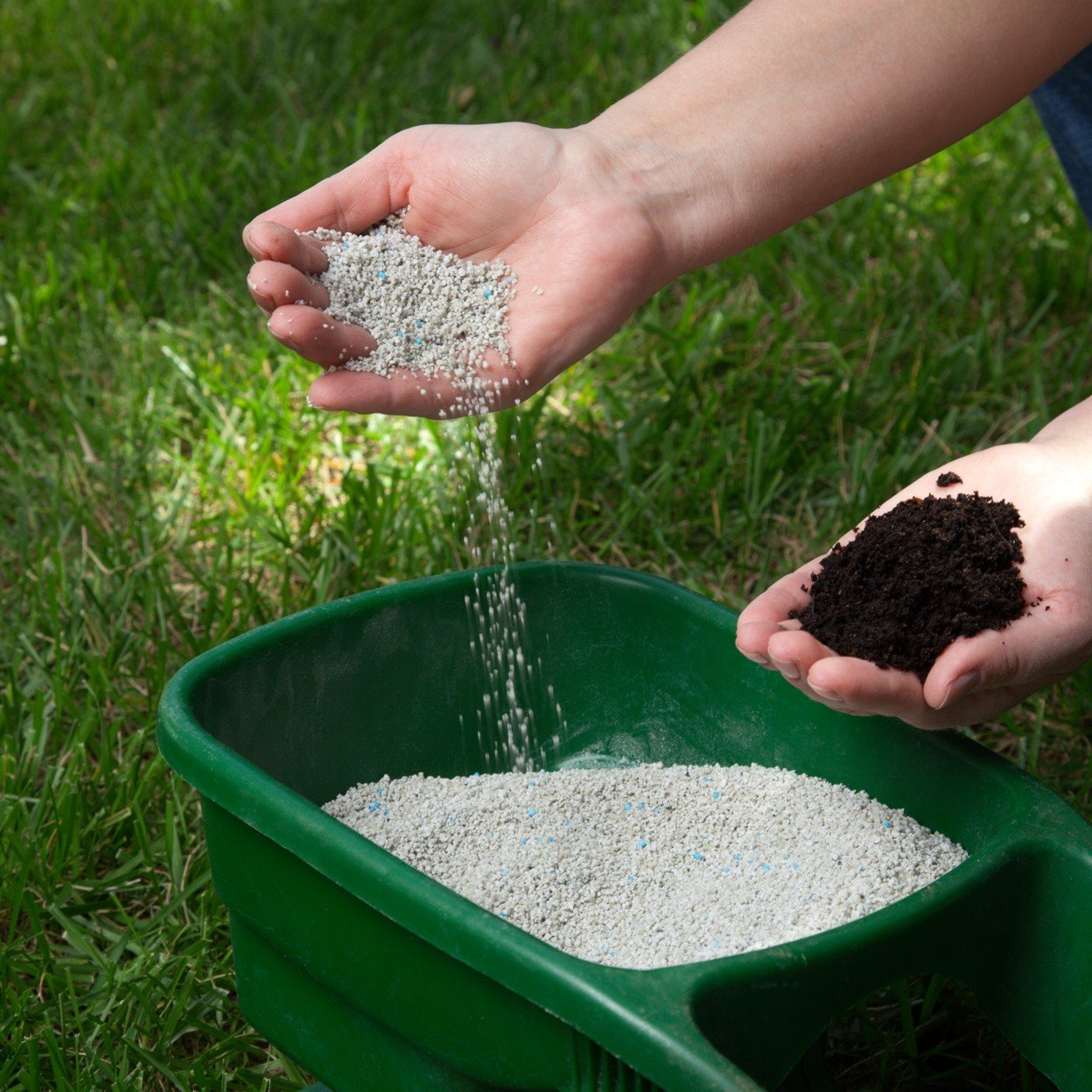 Fertilizer and IPM